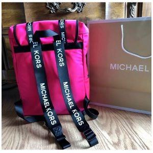$228 Michael Kors Backpack Handbag MK Purse Bag